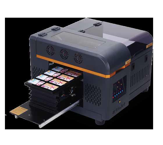 Artis Jet Led Uv Printer